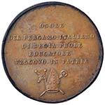 PARMA Adeodato Turchi - Medaglia 1821 - ...