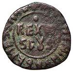 MESSINA Guglielmo II (1166-1189) Frazione di ...