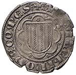 MESSINA Giacomo d'Aragona (1285-1296) ...