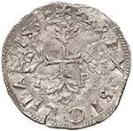 MESSINA Filippo II (1556-1598) 3 Tarì 1562 ...