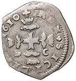 MESSINA Filippo III (1598-1621) 3 Tarì 1610 ...