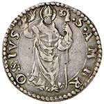 MILANO Carlo V (1535-1556) 8 Soldi - Crippa ...
