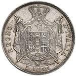 MILANO Napoleone (1805-1814) 5 Lire 1814 ...