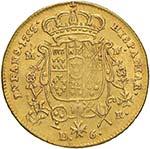 NAPOLI Carlo di Borbone (1734-1759) 6 Ducati ...
