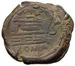 Saufeia (152 a.C.) Semisse - Testa di ...