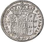 NAPOLI Carlo di Borbone (1734-1759) 60 Grana ...