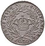 NAPOLI Ferdinando IV (1759-1816) Tarì 1795 ...