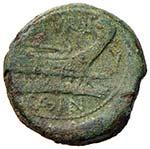 Tituria - L. Titurius L. f Sabinus - Asse ...
