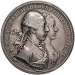 NAPOLI Medaglia 1760 - ...