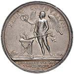 NAPOLI Medaglia 1760 - Per il matrimonio di ...