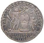 NAPOLI Medaglia 1768 - Nozze di Ferdinando ...