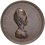 NAPOLI Medaglia 1784 - ...