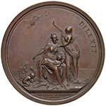 NAPOLI Medaglia 1784 - Medaglia ...