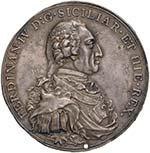 NAPOLI Medaglia 1799 (?) ...
