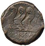 Vibia - C. Vibius C. f. Pansa - Asse (90 ...