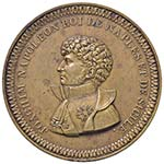 NAPOLI Medaglia 1808 - ...