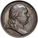 NAPOLI Medaglia 1816 - ...