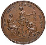 NAPOLI Medaglia 1818 Per Premiazione agli ...