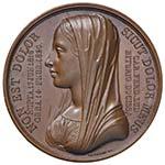 NAPOLI Medaglia 1820 - Maria Carolina di ...