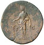 Faustina I (moglie di Antonino Pio) ...