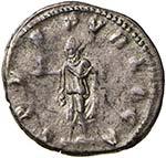 Commodo (180-192) Denario - Busto a d. -  R/ ...