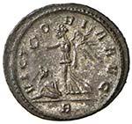 Aureliano (270-275) Denario - Busto laureato ...
