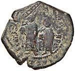 Eraclio (610-641) Follis ...