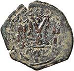 Eraclio (610-641) Follis (Nicomedia) - Gli ...
