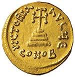 BISANZIO Costante II (641-668) Solido - ...