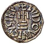 BENEVENTO Ludovico e Angilberga (870-871) ...