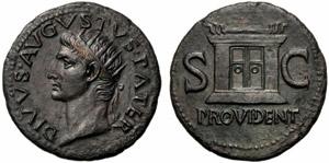 Divo Augusto (Tiberio, 14-37), ...