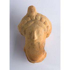 Roman archaizing head of ...