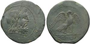Campania, Capua, As, c. 216-211 ...