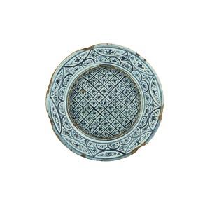 Straight-sided bowl on cercine ...