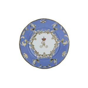 Plate SAN PIETROBURG, Imperial ...