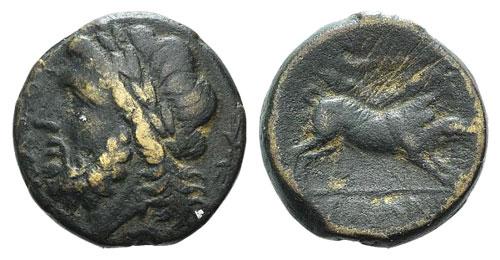 Northern Apulia, Arpi, 3rd century ...