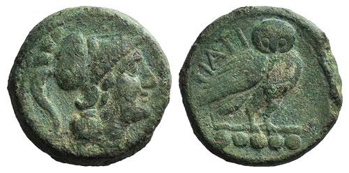 Northern Apulia, Teate, c. 225-200 ...