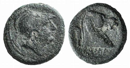 Anonymous, Rome, c. 241-235 BC. Æ ...