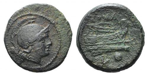 L series, Luceria, c. 214-212 BC. ...