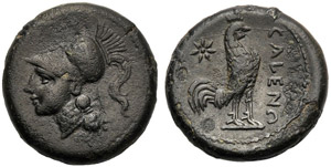Campania, Bronze, Cales, c. ...