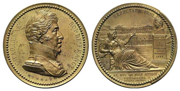 France, Charles X (King of France, ...
