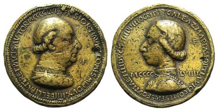 Italy, Francesco I (1401-1466) and ...