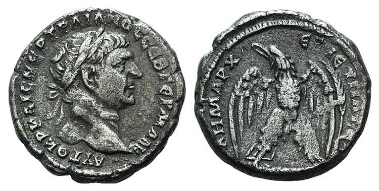 Trajan (98-117). Seleucis and ...