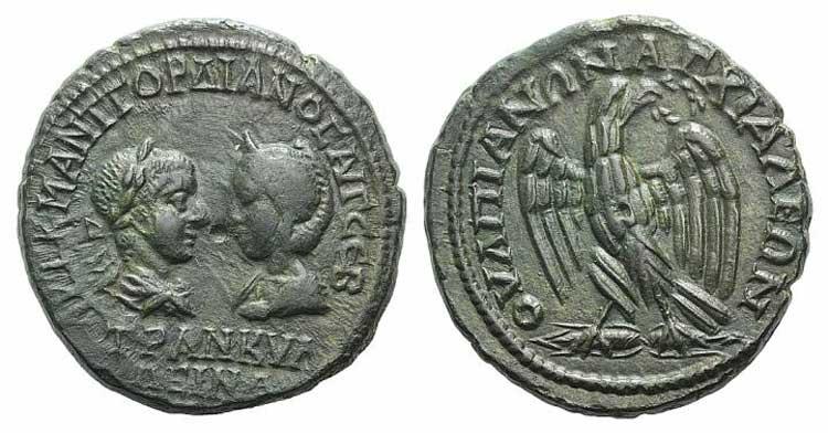 Gordian III and Tranquillina ...