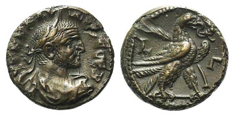 Claudius II (268-270). Egypt, ...