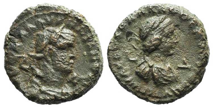 Aurelian and Vaballathus ...