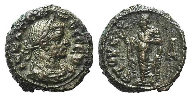 Tacitus (275-276). Egypt, ...