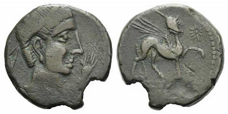 Iberia, Kastilo, late 2nd century ...
