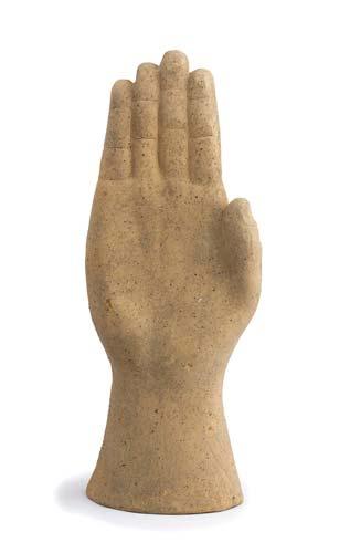 Italic votive hand 3rd – 2nd ...