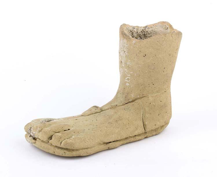 Italic votive foot  3rd – 2nd ...